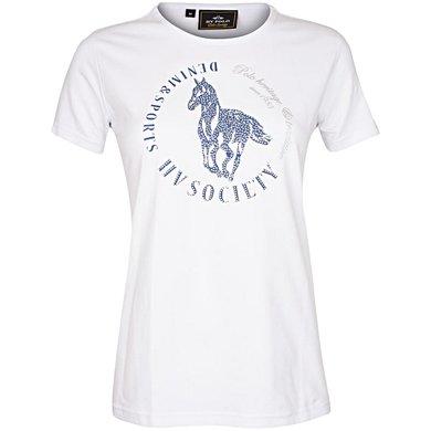 HV Polo T-Shirt Jaron White