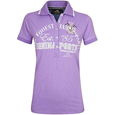 HV Polo Polo Shirt North Jacaranda