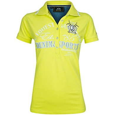 HV Polo Polo Shirt North Lime