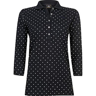 HV Polo Poloshirt Primrose Black XXL