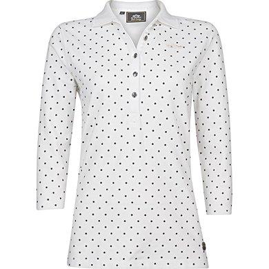 HV Polo Poloshirt Primrose Off White