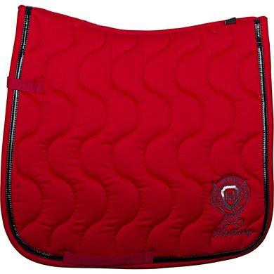 HV Polo Zadeldekje Aurora DR Bright Red Full