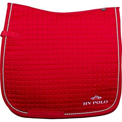 HV Polo Zadeldekje Carman DR Bright Red Full