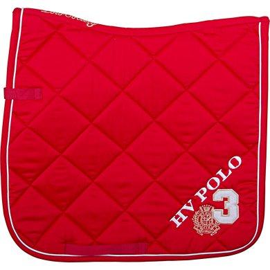 HV Polo Zadeldek Favouritas DR Bright Red Full