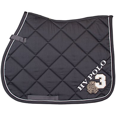 HV Polo Zadeldek Favouritas VS Charcoal Full
