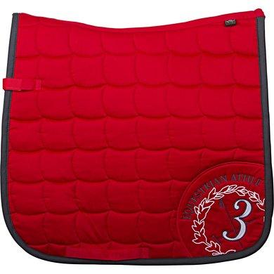 HV Polo Zadeldekje Lynx DR Bright Red Full