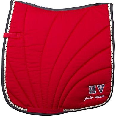 HV Polo Zadeldekje Thorpe DR Bright Red Full
