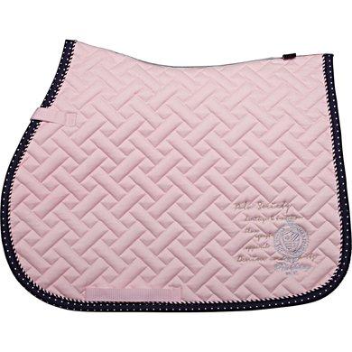 HV Polo Zadeldekje Uma GP Pink Cob