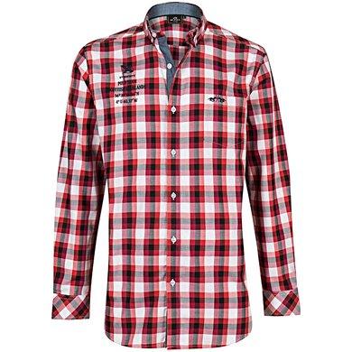 HV Polo Shirt Douglas Roja XXL