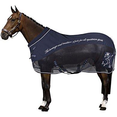 HV Polo Softshell Mesh Furioso Blanket Navy 195