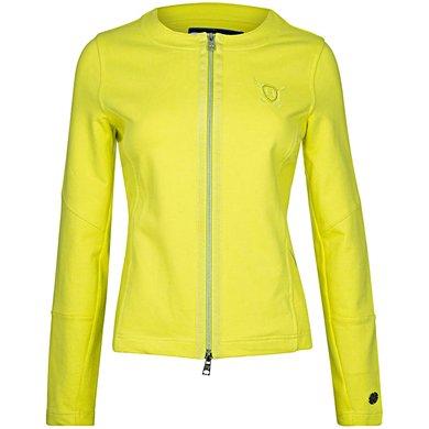 HV Polo Sweat Jacket Fenne Lime