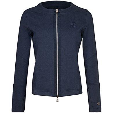 HV Polo Sweat Jacket Fenne Navy