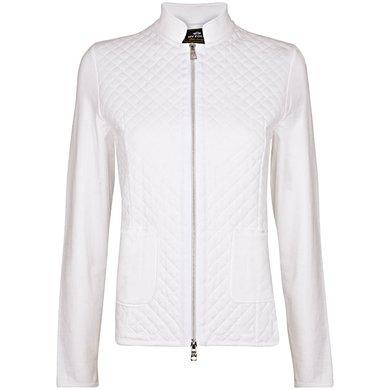 HV Polo Sweat Jacket Lyone White XXL