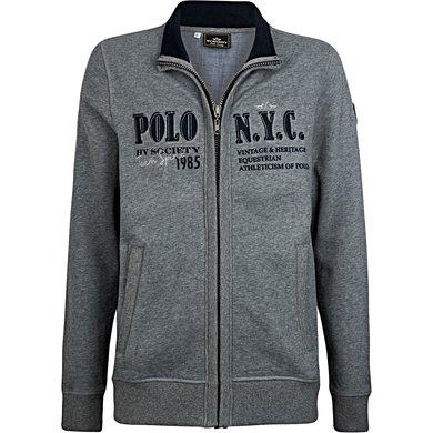 HV Polo Jack Melville Grey Melange