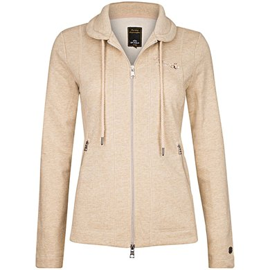 HV Polo Sweat Jacket Nova Sand