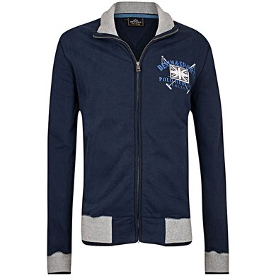 HV Polo Sweat Jacket Storm Navy