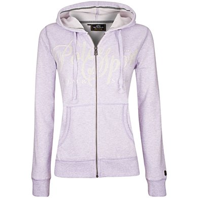 HV Polo Sweat Jacket Tami Jacaranda Melange