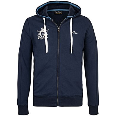 HV Polo Sweat Jacket Tate Navy S