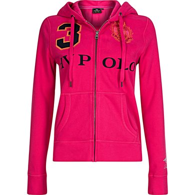 HV Polo Sweater Favouritas LTE LS Bright Pink