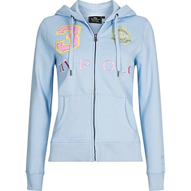 HV Polo Sweater Favouritas LTE LS Soft Blue