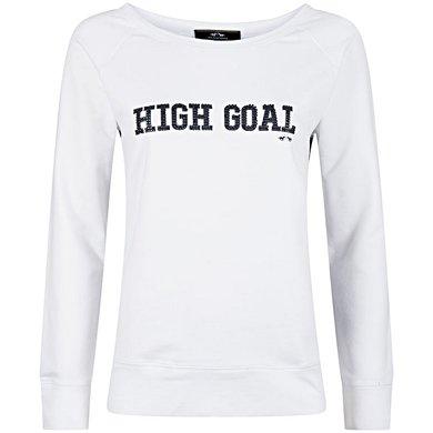 HV Polo Sweater Lia Optical White