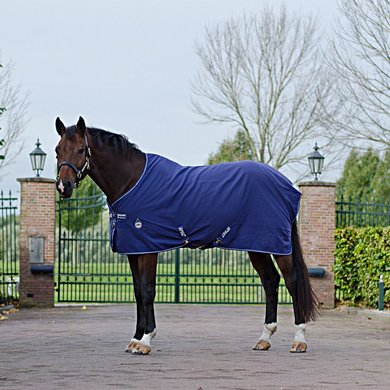 Amigo by Horseware Stable Sheet Atlantic Blue 140/190