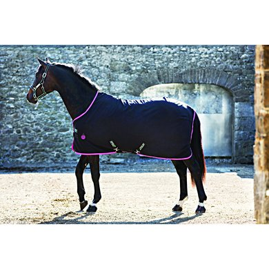 Amigo Stable Sheet Pony X Sur Black/Purple