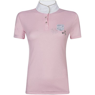 Imperial Riding Wedstrijdshirt Laroche Rose