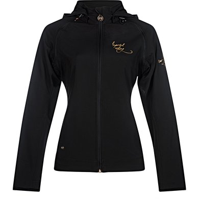Imperial Riding Softshell jack Woodstock Black L