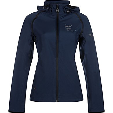 Imperial Riding Softshell jack Woodstock Navy XS