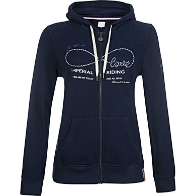 Imperial Riding Sweater Once In A Lifetime Navy XS