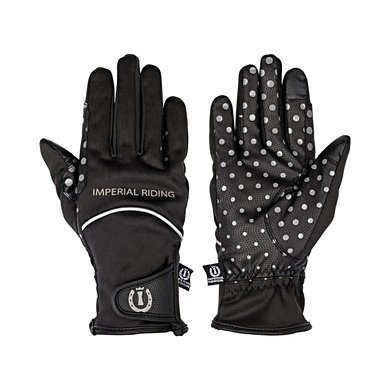 Imperial Riding Handschoenen Stay Warm Black