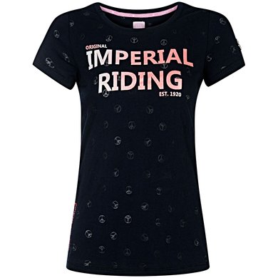 Imperial Riding T-shirt Festival Navy