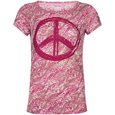 Imperial Riding T-shirt Little Rock Pink