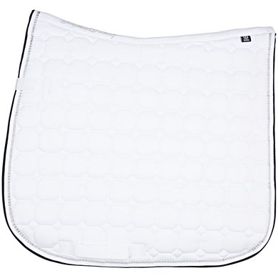 Imperial Riding Zadeldekje Essential Dressuur White