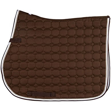 Imperial Riding Zadeldekje Essential Veelzijdig Brown Full