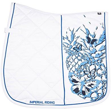 Imperial Riding Zadeldekje Surprise Dressuur White Full