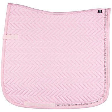 Imperial Riding Zadeldekje Upperclass Dressuur Pink Full