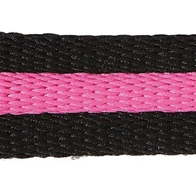 Kavalkade Longeerlijn KavalDuo Zwart/Roze