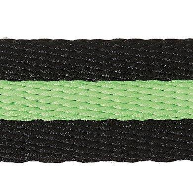 Kavalkade Longeerlijn KavalDuo Zwart/Groen