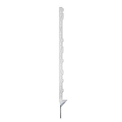 Ako Titan Plus Kunstst.pfahl m. Trittverstärkung Weiß 110cm