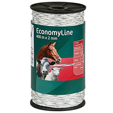 Ako Fil de Clôture Economyline Croisé Enroulé 400m 2mm
