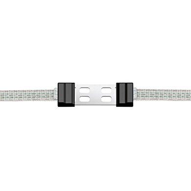 Ako Bandverbinder Litzclip Edelstahl, 5 Stück tot 12,5mm