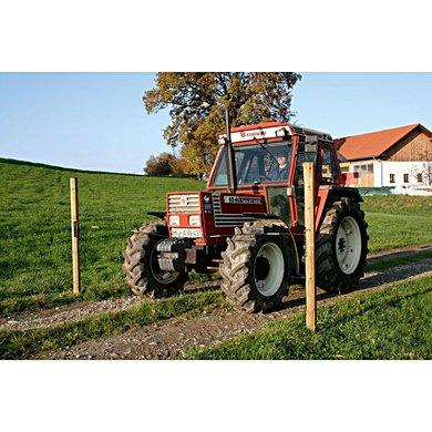 Agradi Elektro-Viehschranke Komplett - Set 5,0m