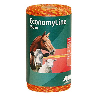 Ako Weidezaunlitze EconomyLine Gelb
