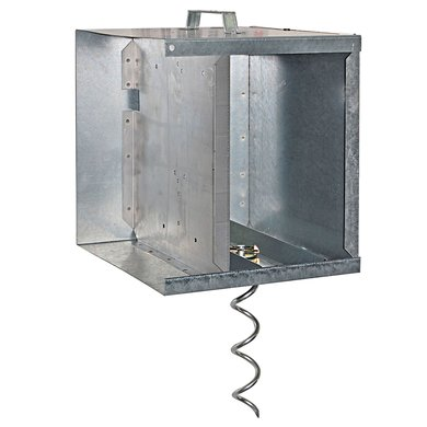 Ako Diebstahlset für Metall-Akku-Kasten 44656