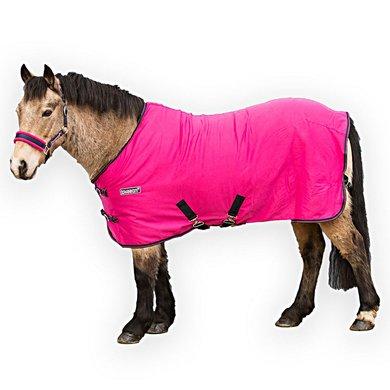 Loveson Zomerdeken Pink/Navy