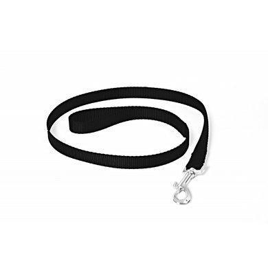 Duvo+ Nylon Leiband Zwart