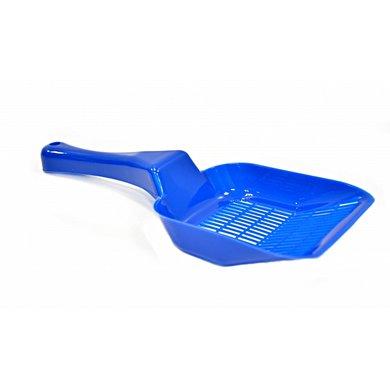 Duvo+ Kattenbakschep Fijn Blauw/grijs 28x11cm