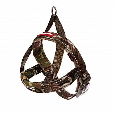 Ezydog Harnas Quick Fit Camouflage Xl/53-91cm